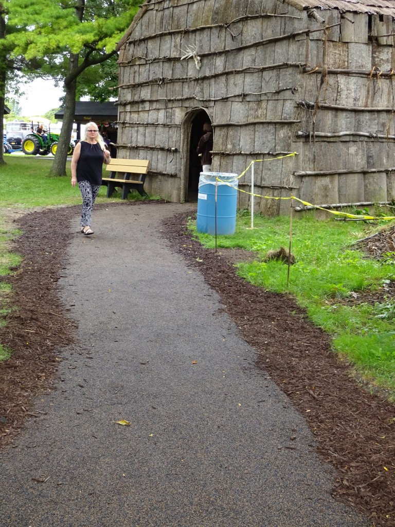 PATH TO LONGHOUSE 15