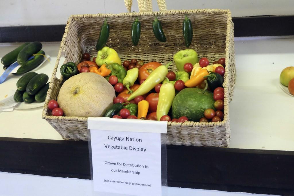Pass the veggies--Happy Thanksgiving.