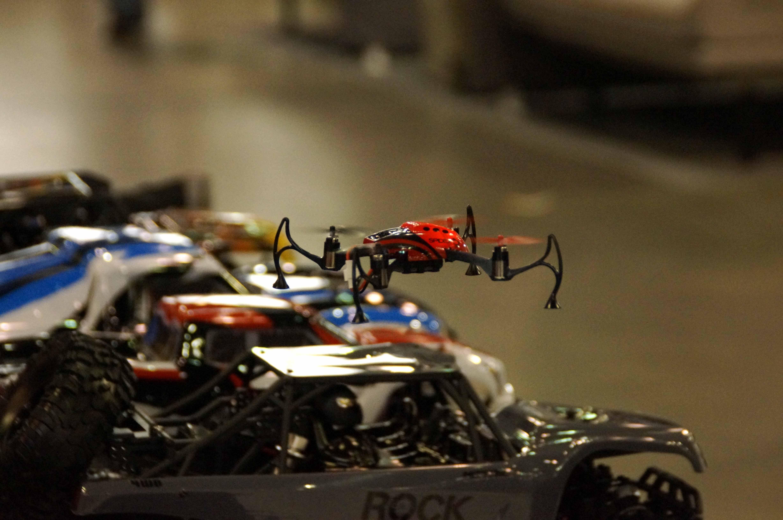 Technology took its place among Center of Progress vendors.